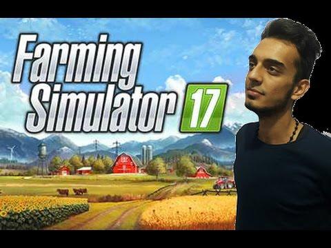 Farming Simulator 17 - İlk İzlenim ve Alışma Çabaları