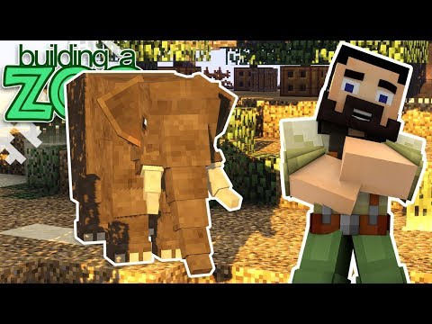 I'm Building A Zoo In Minecraft! - HUGE Announcement! - EP28