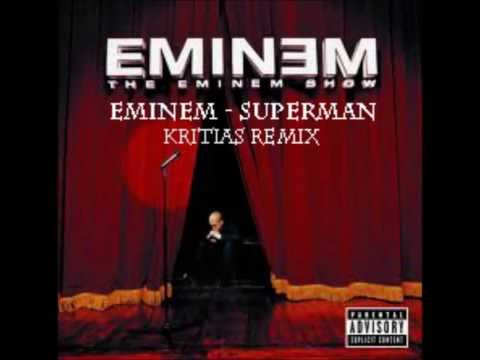 Eminem - Superman (Kritias Remix)(Instrumental)