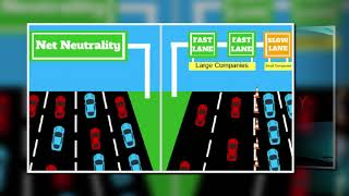 How does the net neutrality affect today's society?