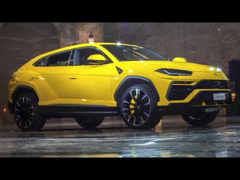 Lamborghini Urus Launches in Qatar
