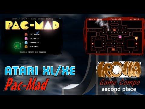Atari XL/XE -=Pac-Mad=-