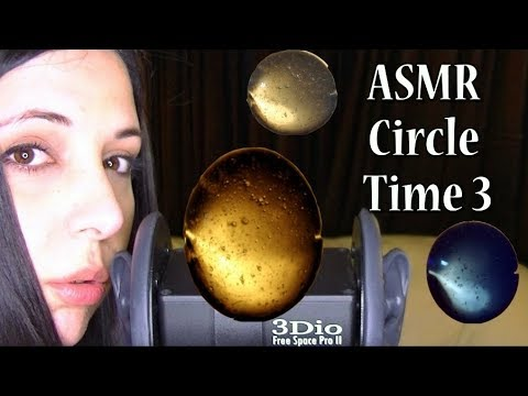 ASMR Circle Time 3: A 360-Degree Binaural Anticipatory Experience