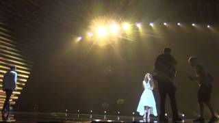 ESCKAZ in Vienna: Mørland & Debrah Scarlett (Norway) - A Monster Like Me (Final dress rehearsal)