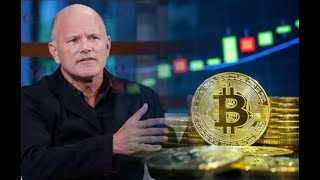 Michael Novogratz on Bitcoin New All Time High Over $20000 and launch of Bitcoin Fund BTCG - Dec 16