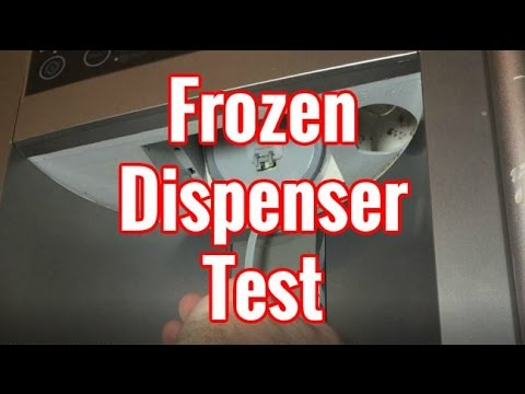 how to clean refrigerator water dispenser line