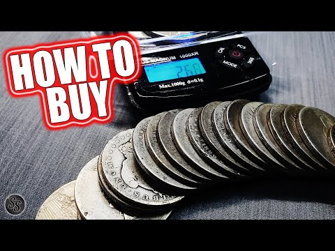 How To Buy Cull Silver Dollars And Silver Coins!