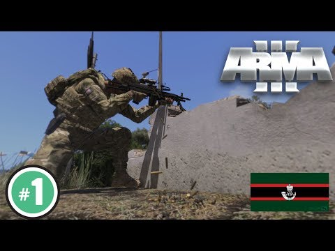 Arma 3   The Rifles Regiment   Mission