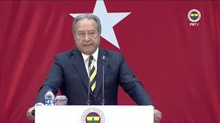 Başkan Yardımcımız Burhan Karaçam'ın Yüksek Divan Kurulu Konuşması 26 Ekim 2019