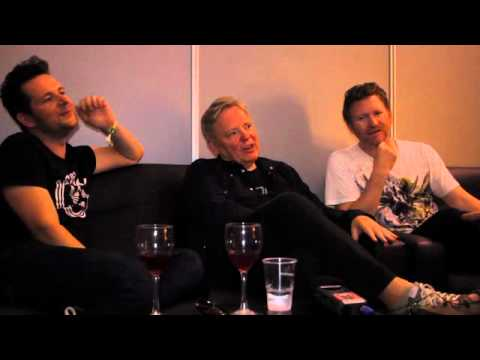 New Order - 'We Never Wanted A Career'