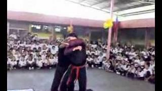 Cierre de Pasantes, Escuela Alberto Arvelo Torrealba 5/12