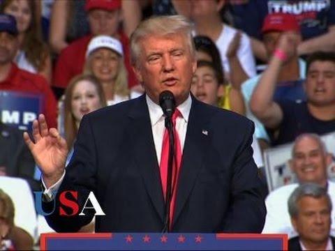 Trump Calls Clinton