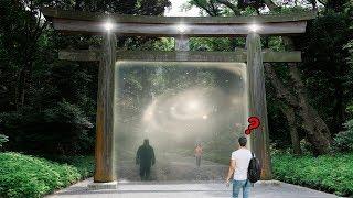 Zugang Zu Anderen Welten - Die Mysteriösen TORII Japans