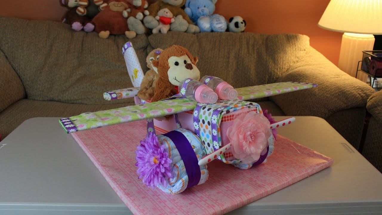 diaper trike cake instructions