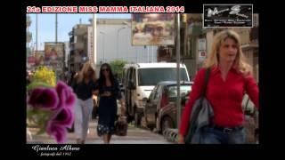MISS MAMMA ITALIANA 2014 - backstage Andria