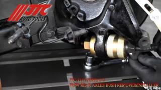 JTC 1215 - Набор инструментов для снятия и установки сайлентблоков задней подвески (BMW E36, E46)