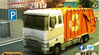 Garbage Truck Simulator 2015 - Android / iOS GamePlay Trailer