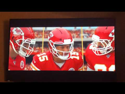 Patrick Mahomes NFL Sunday Ticket Commercial Directv