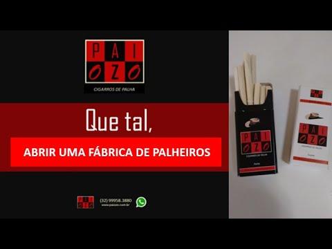O Mercado De Palheiros No Brasil - ANVISA
