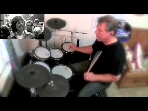 What Is Life - George Harrison (Drum Cover)