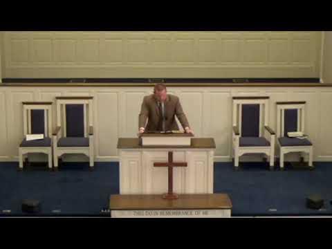 A Gospel Issue - Galatians 5:1...