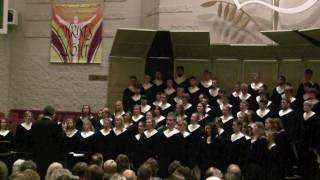 Luther Nordic Choir. The Dying Soldier -arr. Nigel Short