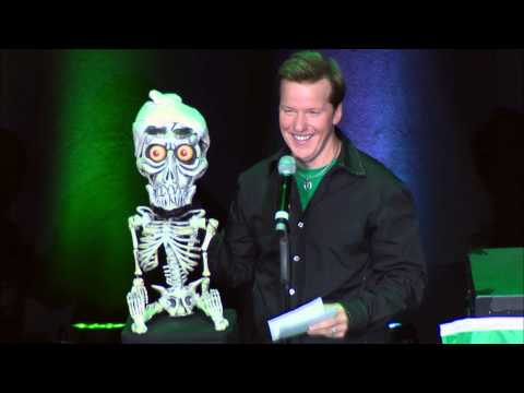Achmed The Dead Terrorist deals w/ a marriage proposal in Ireland | All Over the Map | JEFF DUNHAM
