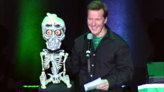 Achmed deals with a marriage proposal in Ireland | Jeff Dunham: All Over the Map