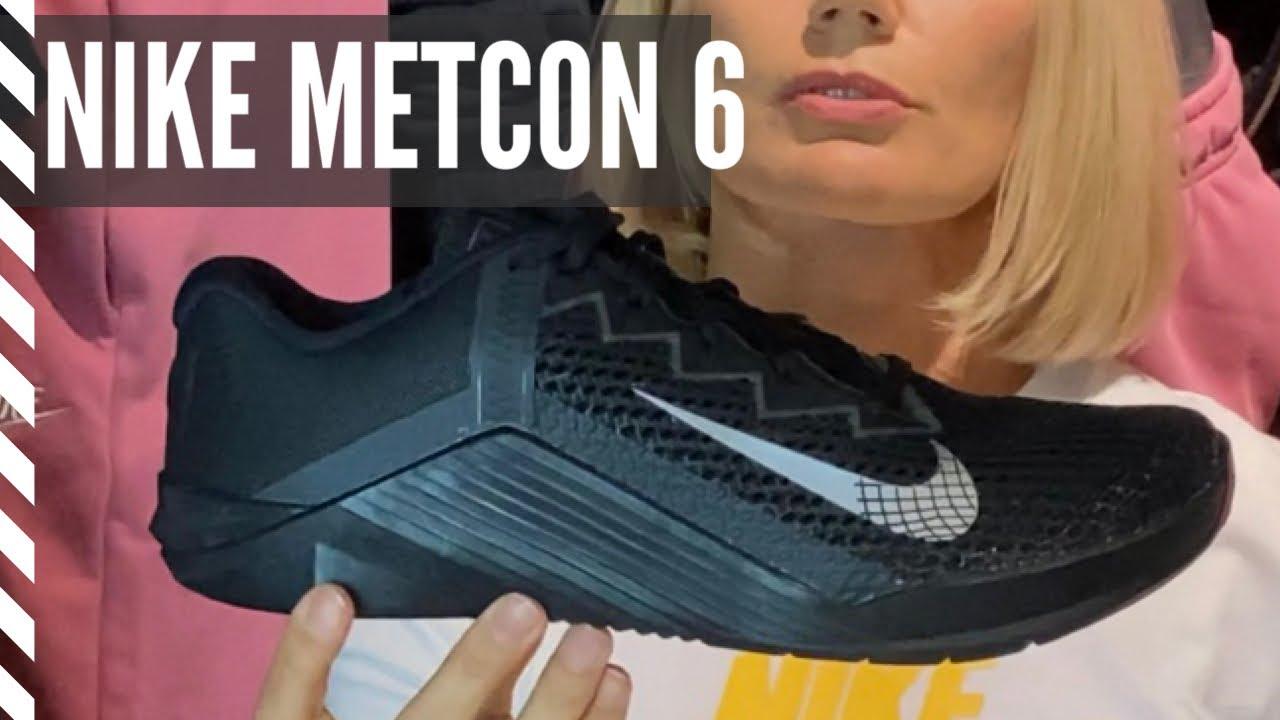 Recenzja Nike Metcon 6 Buty Treningowe I Do Crossfit Nasza Opinia O Butach Metcon 6 Youtube