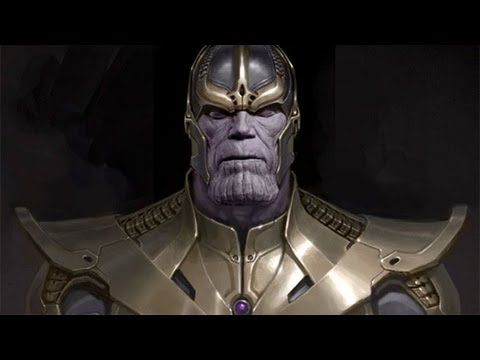 Thanos & The Infinity Gauntlet Without Silver Surfer ...  Thanos