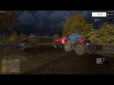 FS 15 American Outback w/ Soil Mod E12 - Selling Biogas and Moonshine
