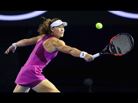 Kristyna Pliskova v Sam Stosur highlights (1R) | Australian Open 2016