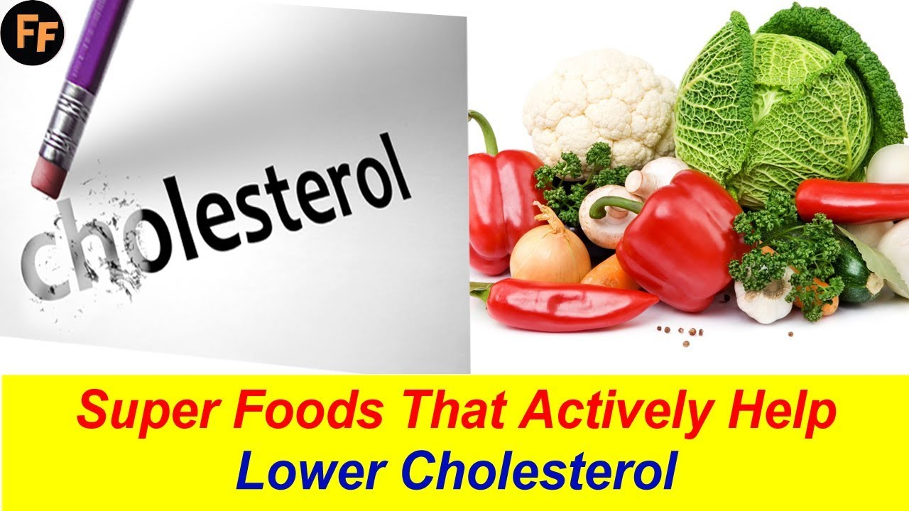 best food for high cholesterol - how to reduce cholesterol naturally