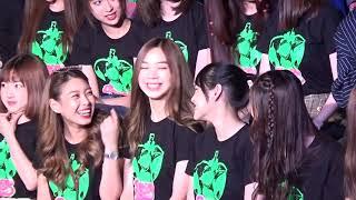 """#BNK48 มาร่วมงาน """"SisterS กระสือสยาม"""" มากันทุกคน และ ถามคำถาม น่ารักทุกคน"""