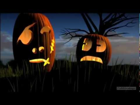 Disney XD Nordic Halloween Idents 2012
