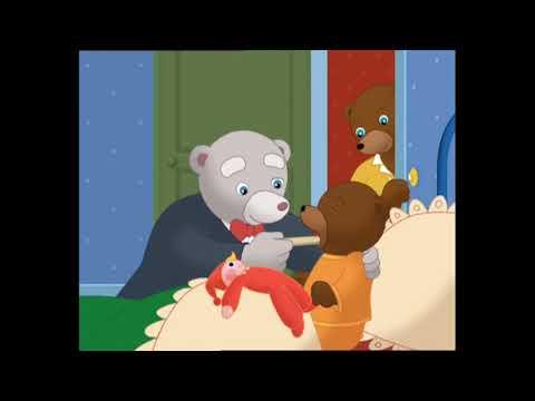 Petit ours brun petit ours brun a de la fi vre youtube - Petit ours brun a l ecole ...