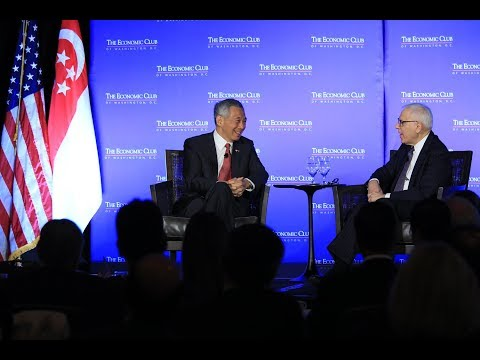 Interview at the Economic Club of Washington, D.C.
