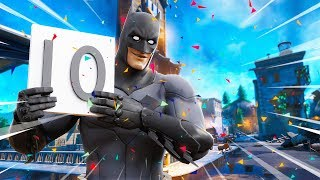 The BEST Fortnite update EVER! (gotham city)