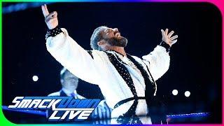 GLORIOUS ! WWE SMACKDOWN 31 OCTOBRE 2017 RESULTATS [FR] thumbnail