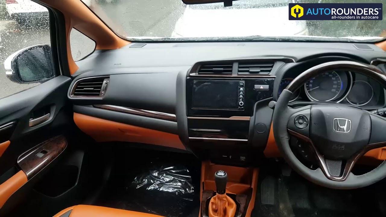 Honda Wrv Interior Video Youtube