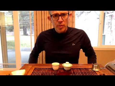 Yunnan Sourcing Video Series - Drinking the Three Year of Goat Ripe Pu-erh Tea Cakes!
