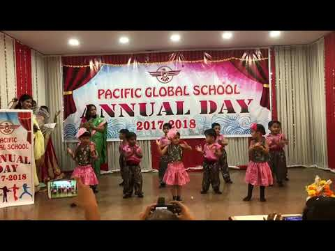 Clap your Hands with Dance Performance.......Everbest Moment to see Child on Stage