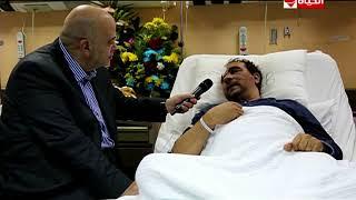 إنفراد - المواطن المصري المعتدى عليه في الكويت يروي تفاصيل الإعتداء عليه بوحشية من الكويتي