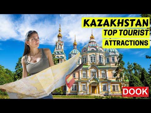 The Best Attractions In Kazakhstan | DestiMap | Destinations ...