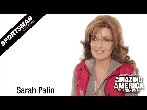Sarah Palin Talks Amazing America