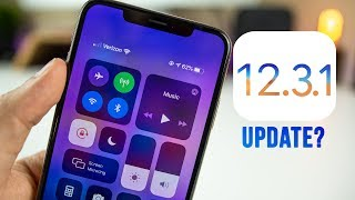 iOS 12.3.1 Released - What's New?