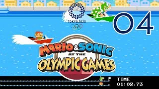 Mario & Sonic at the Olympic Games Tokyo 2020 - 04 (Story Mode)