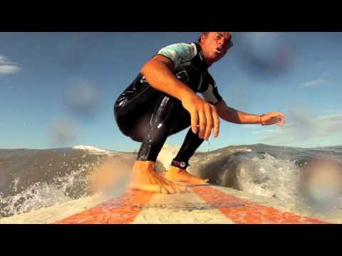Prova GoPro 1080p in mare