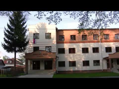 Obecný dom / Municipal House Stakčín, Slovakia