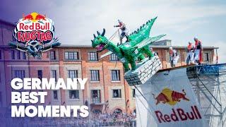 New WORLD RECORD flight at Red Bull Flugtag Germany 2012